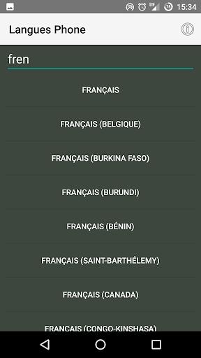 languages phone 1.0.2 screenshots 2