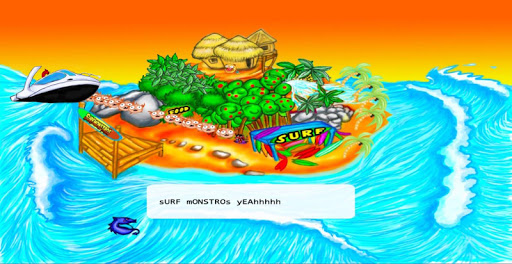 Surf Monstros 2  screenshots 2