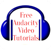 Free Audacity Video Tutorials