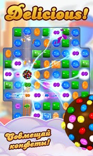 ApkMod1.Com Candy Crush Saga APK + МOD (Infinite Lives & More) for Android Android Casual Game