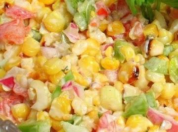 Tasty Corn Salad Recipe