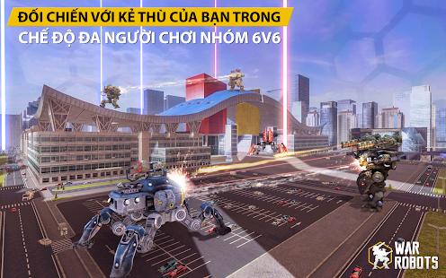 War Robots Mod
