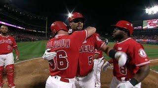 Cheered Al! Pujols' 600th homer is a slam