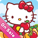 Hello Kitty Orchard icon