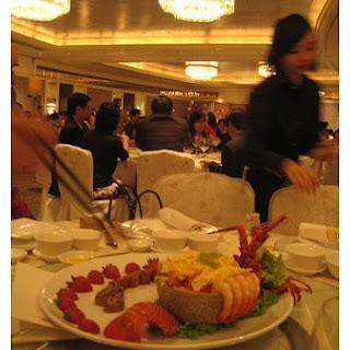 Oriental Seafood Salad