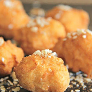 The Best Authentic Loukoumades Greek Donuts.