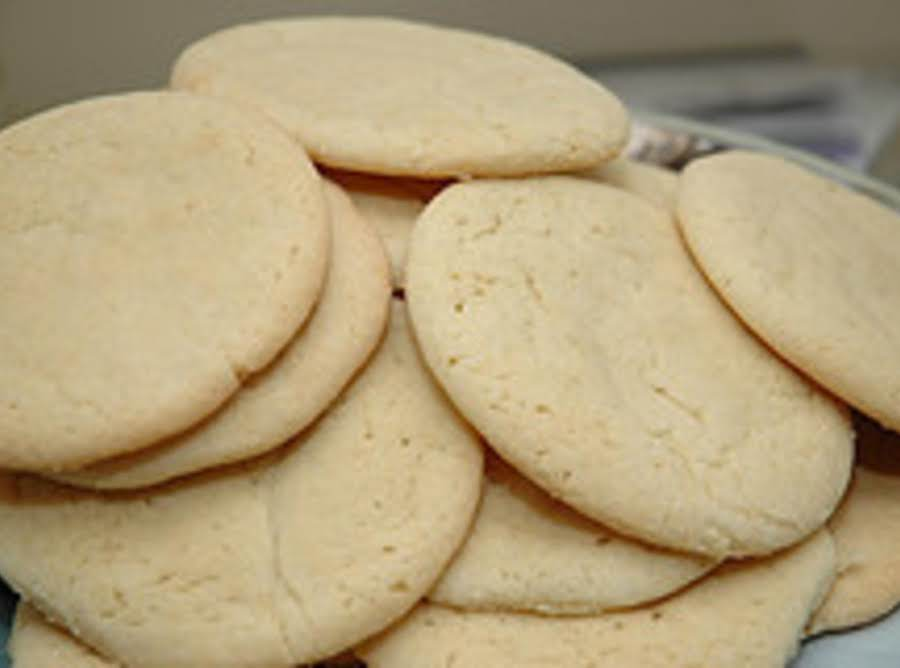 Granny 39 s old fashion tea cakes recipe just a pinch recipes for Granny pottymouth bakes a vegan cake