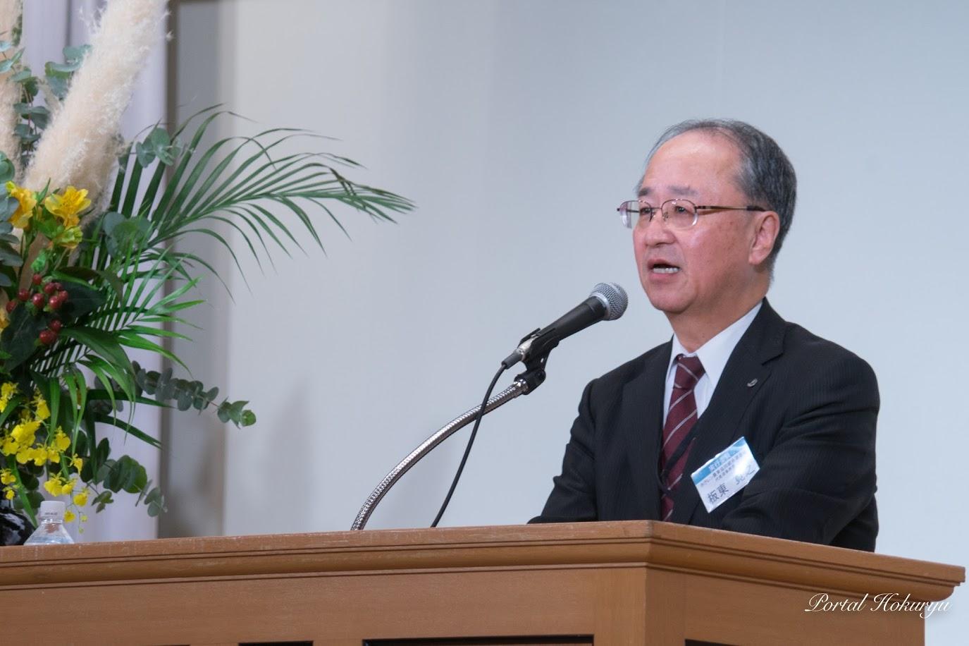 ホクレン農業協同組合連合会・坂東寛之氏 代表理事専務