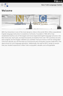 New York Language Center- screenshot thumbnail