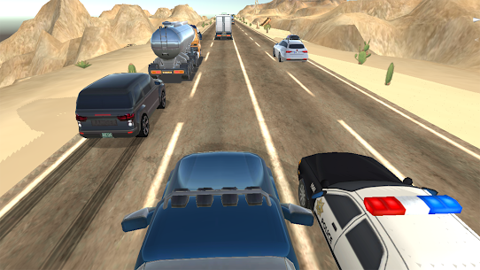 Heavy Traffic Racer: Speedy 3