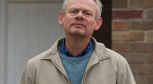 Martin Clunes stars in the comedy Vehicle Warren