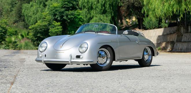 1957 Porsche 356 Speedster Replica Hire CA