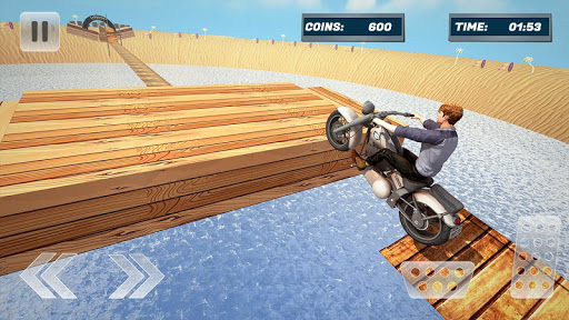 Water Surfer Bike Beach Stunts Race filehippodl screenshot 2