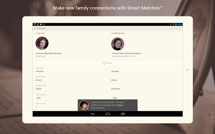 MyHeritage - Family Tree Screenshot 19