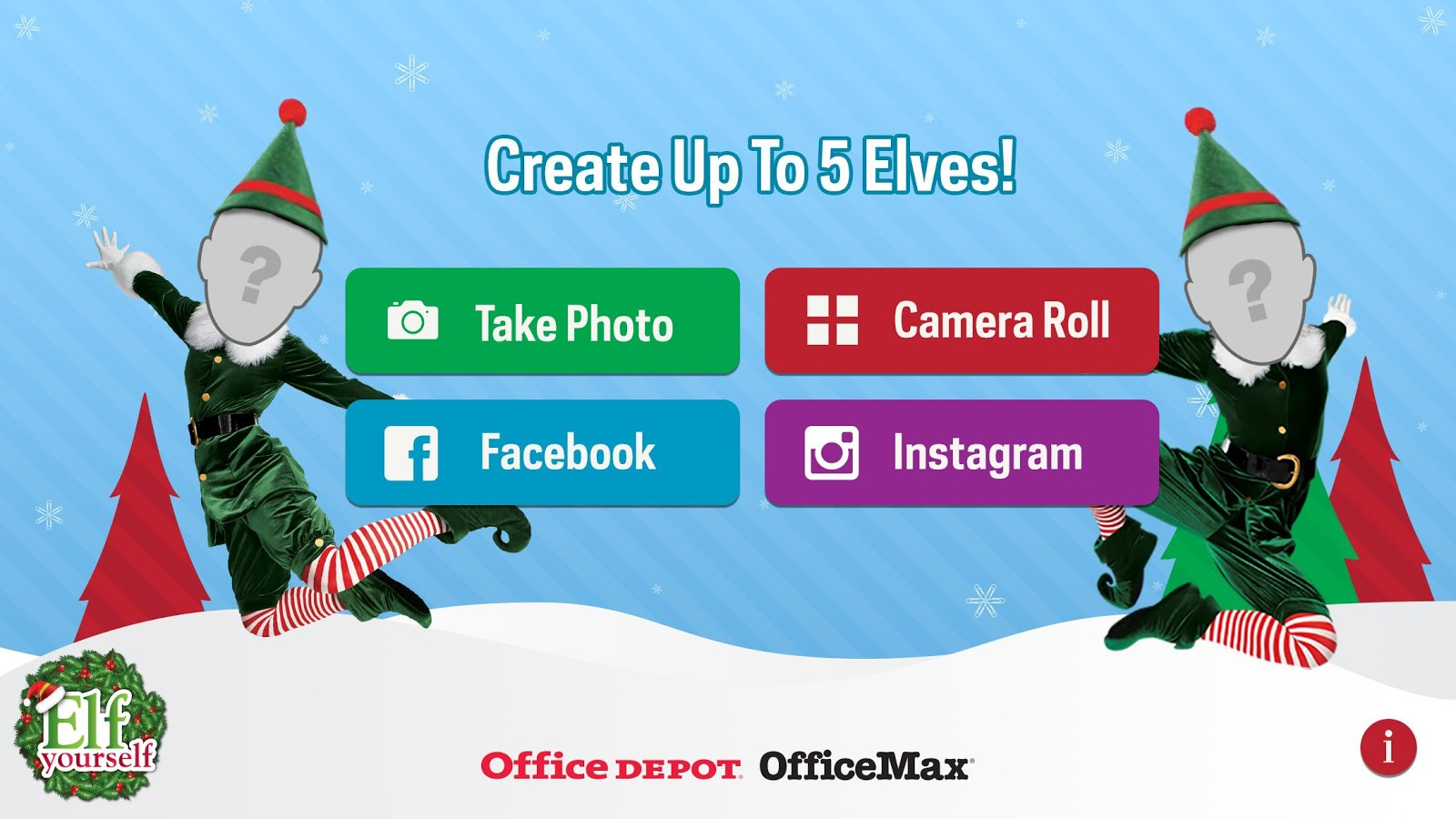Nov 15,  · Simply upload up to five photos of you, your friends, family and more from your camera roll or Facebook. Select a dance theme, and the app will generate a custom ElfYourself video that you can share via email or post on Facebook/5(K).