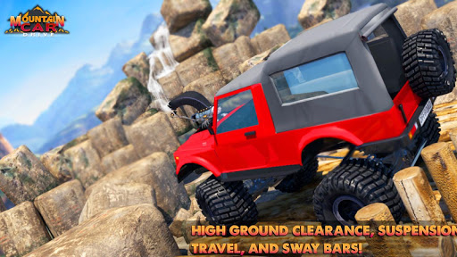 Mountain Car Drive 2020 : Offroad Car Driving SUV  Wallpaper 1
