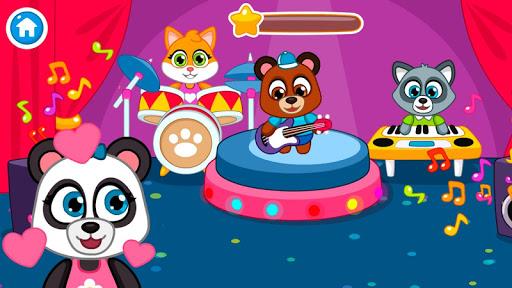 kindergarten - animals screenshots 16