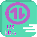 Internet Data Speed Meter icon