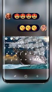 Sea Voyage Keyboard Ship Sail - náhled
