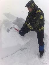 Photo: radšej sme čím skôr spravili lavínovú problematiku....