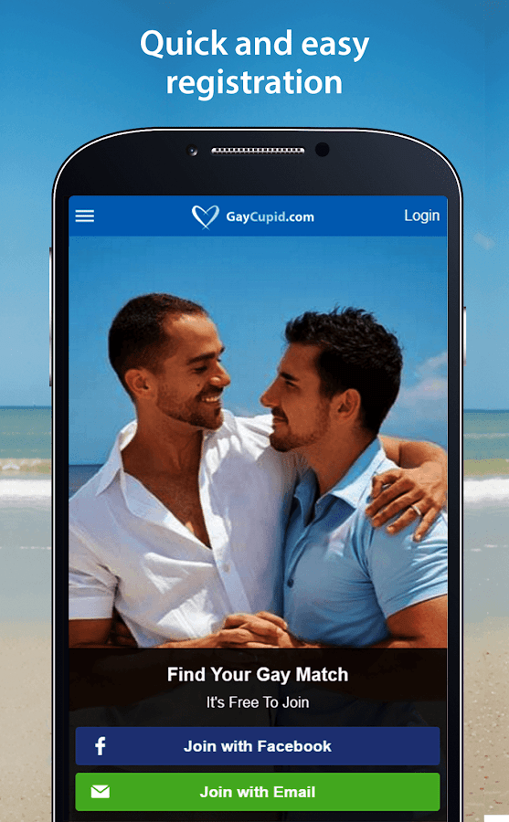 New gay dating app