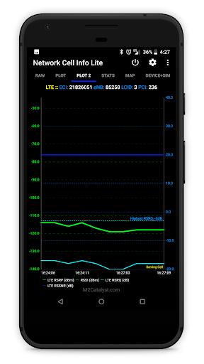 Network Cell Info Lite screenshot 6