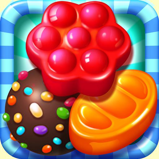 Swap Candy 休閒 App LOGO-硬是要APP