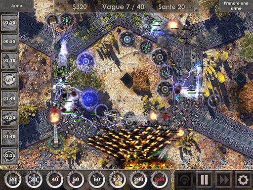 Defense Zone 3 HD APK MOD – Monnaie Illimitées (Astuce) screenshots hack proof 2