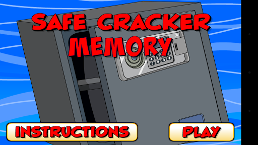 Safe Cracker Memory