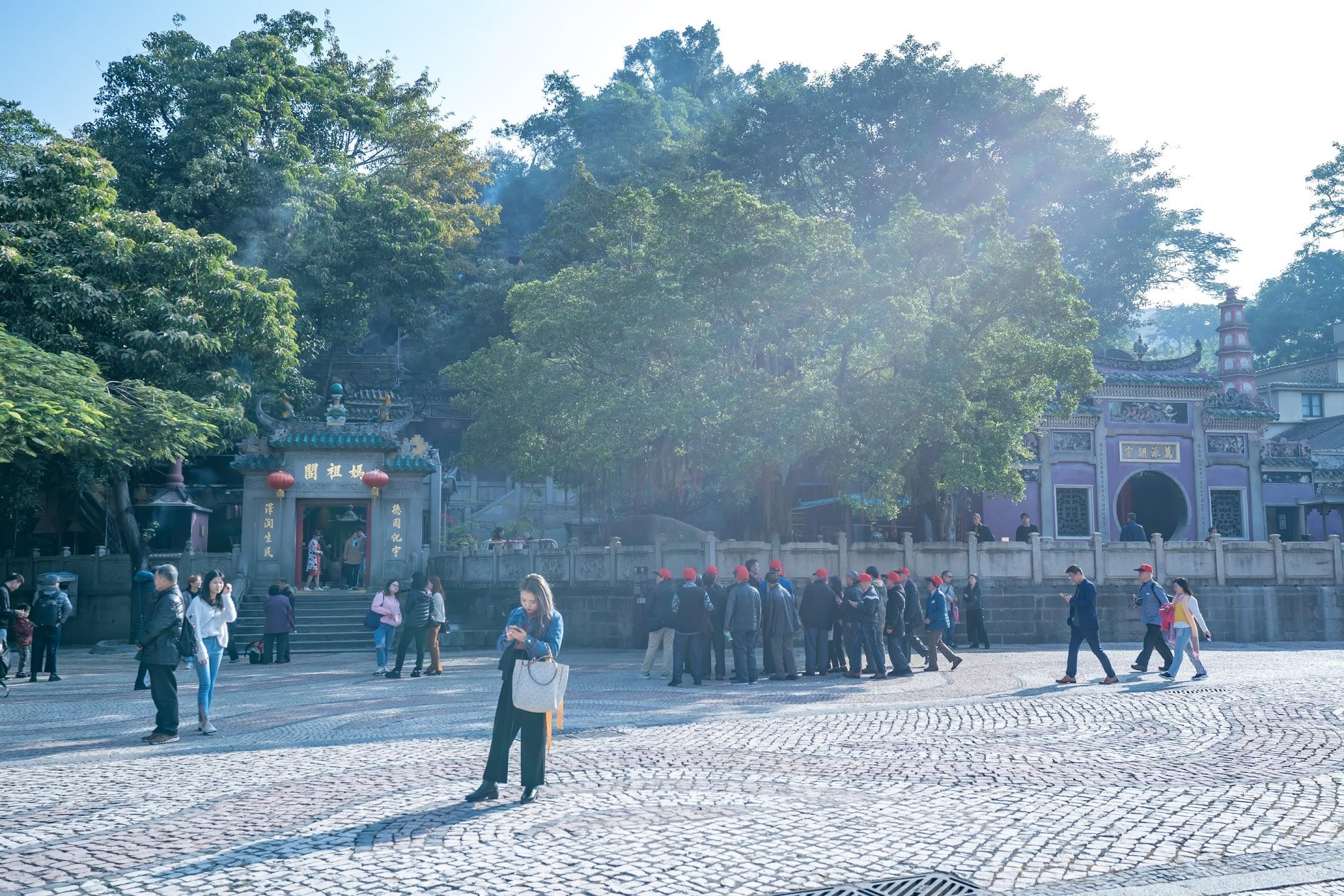 Macau Barra Square/媽閣廟前地/Rua da Barra2