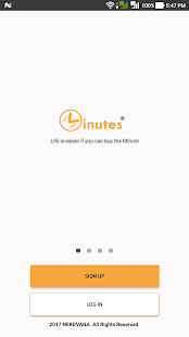 Minutes - book your stay, buy the minute - náhled