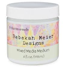 Thermoweb Rebekah Meier Designs Mixed Media Medium 118ml