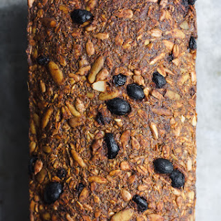 Cinnamon Raisin Pumpkin Seed Bread