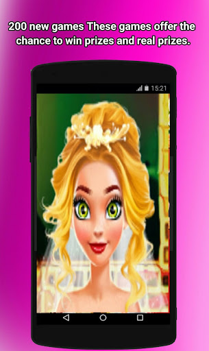 Games girls Free - Two hundred new game  captures d'écran 1