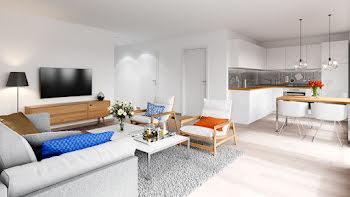 appartement à Saint-Martin-Bellevue (74)