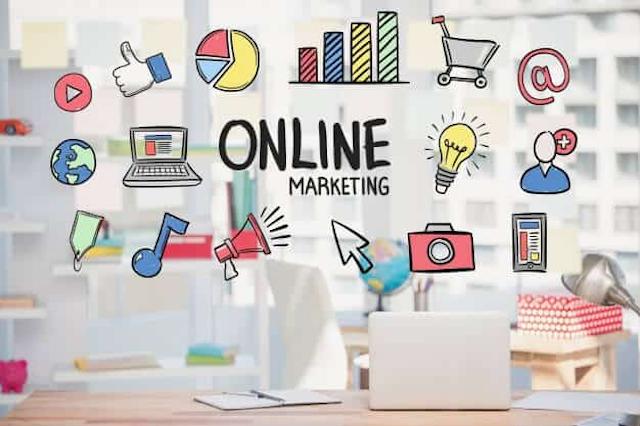 Marketing Online giúp doanh nghiệp có thể tiếp cận khách hàng mục tiêu dễ dàng