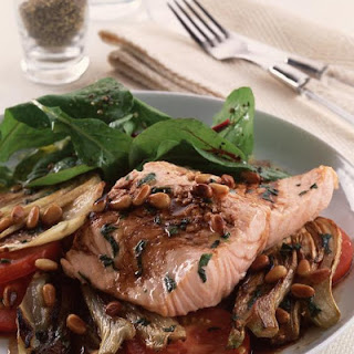 Mediterranean Salmon Parcels