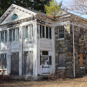 by Janet Smothers - Buildings & Architecture Decaying & Abandoned (  )