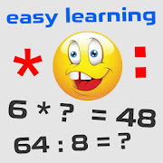 Easy Multiplication and Division Games: Learning