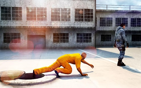 Survival Prison Escape v2 mod apk