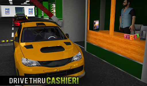 Drive Thru Supermarket 3D Sim 1.7 screenshots 19