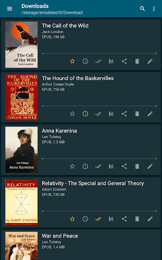 ReadEra - book reader pdf, epub, word 19.12.27+1120 screenshots 18