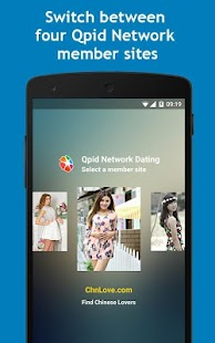 Qpid Network Dating- screenshot thumbnail