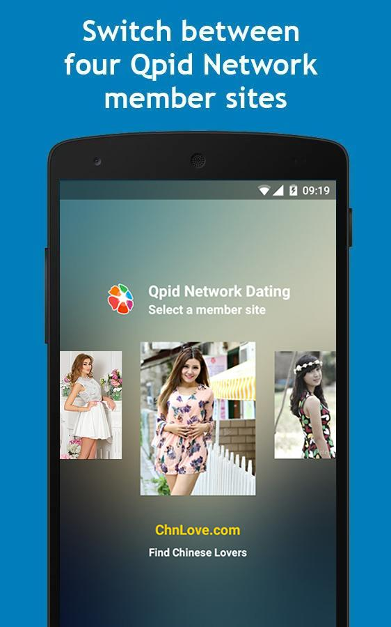 Qpid Network Dating- screenshot