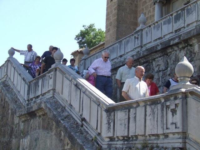 Abre la galeria de las imágenes visita guiada Monasterio de la Cartuja