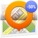 Maps & GPS Navigation OsmAnd+ icon