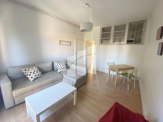 Location appartement meublé 2 pièces 39,71 m2
