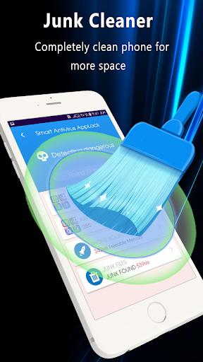 Virus Cleaner 2019 - Antivirus, Cleaner & Booster 1.2 screenshots 2