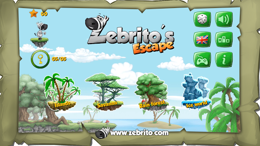 Zebrito's Escape