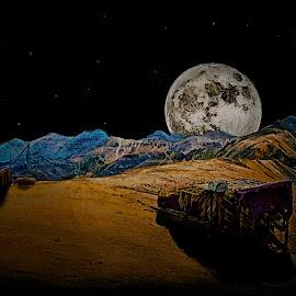 Telluride by William Underwood  - Digital Art Places